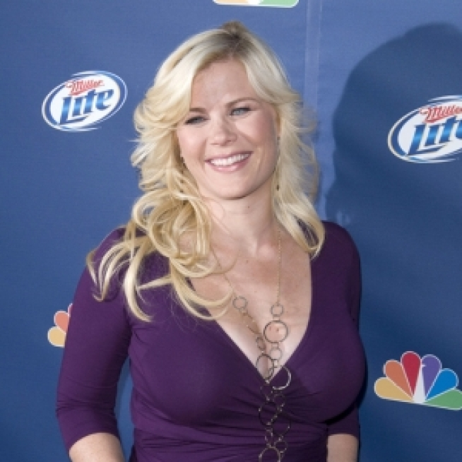 'Biggest Loser' Host Alison Sweeney Fakes Labor On 'Ellen'