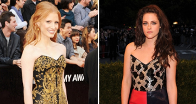 Year in Review 2012: Red Carpet Fashion Highs & Lows