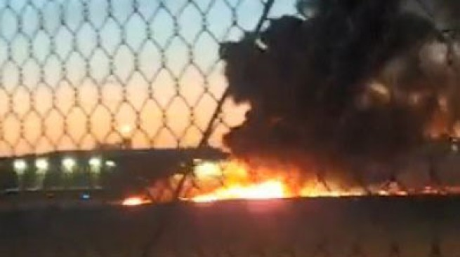 Pilot Killed in Fiery Small Plane Crash During Takeoff at Fullerton Airport