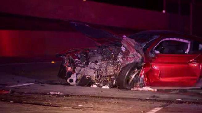 Victims of Fatal Three-Car Crash Identified - NBC Southern California