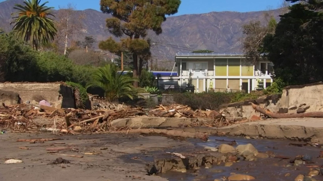 Southern California Edison Sues County and Caltrans Over Montecito Mudslides