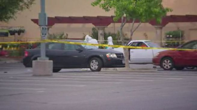 66582c626b8 Man Shot and Killed in Home Depot Parking Lot - NBC Southern California