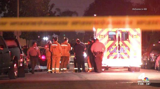 Sheriff's Deputies Fatally Shoot Two in East LA, Replica Gun Recovered: LASD