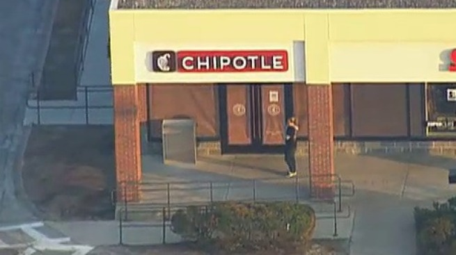 Billerica Chipotle to reopen after thorough clearning
