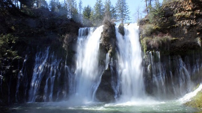 Gush-Worthy: Whiskeytown Waterfalls