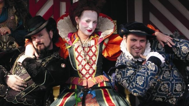 Weekend: Renaissance Pleasure Faire Opens