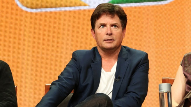 """Michael J. Fox Sets """"Family Ties"""" Reunion on New Sitcom, Reveals If He's Ever Seen MTV's """"Teen Wolf"""""""