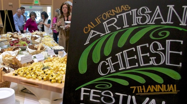 California Artisan Cheese Festival: Time for Tickets