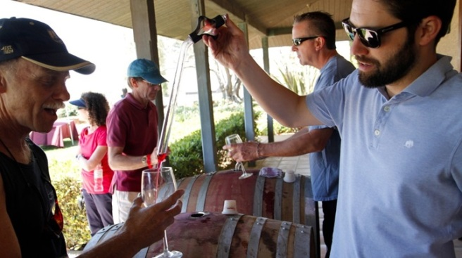 SLO Sip Springtime: Roll Out the Barrels
