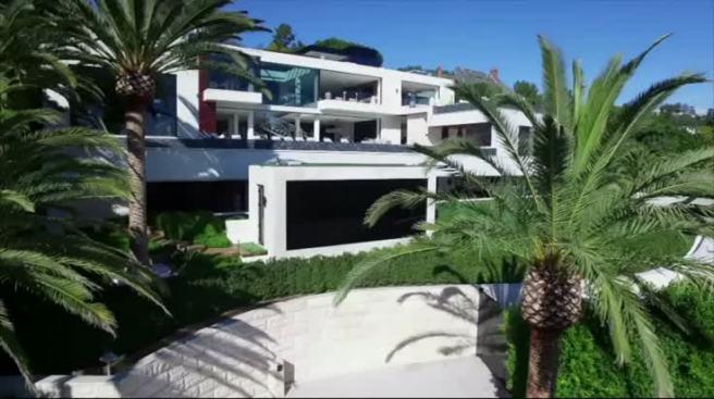 Perks Galore Inside 250 Million Mansion