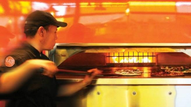 Free Pizza at Blaze Pizza Del Amo