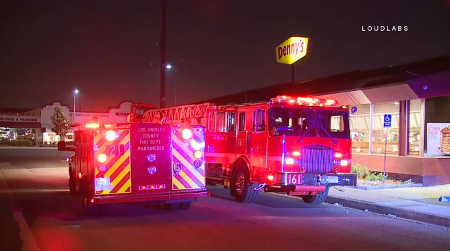 Robber Gets Run Over by Victim's Car at Denny's, Accidentally Shoots Himself