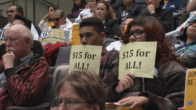 Long Beach City Council Passes New Minimum Wage