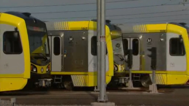 More Train Cars to Be Added to Metro Expo Line