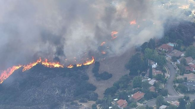 evacuations ordered in calabasas what you need to know nbc