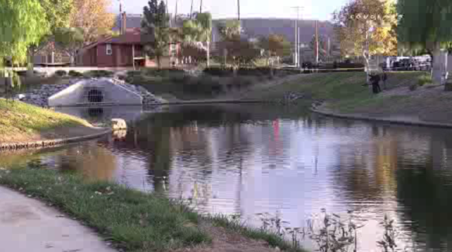 Woman S Body Found In Riverside Pond Nbc Southern California