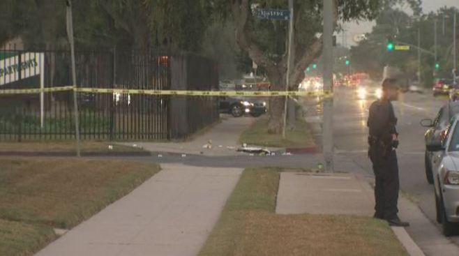 Man Shot, Killed in Baldwin Hills