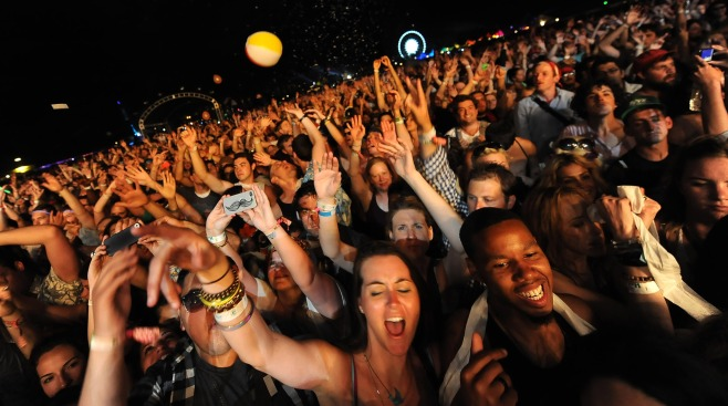 Coachella Advance Tickets Sell Out in Two Hours