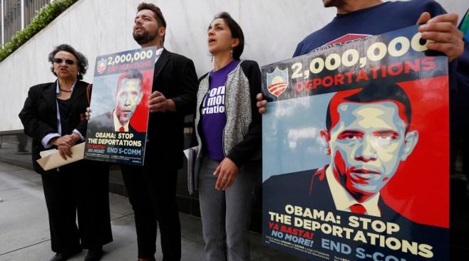 Rallies in Cities Across U.S. Decrying Deportation