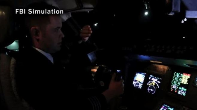 Pilot Reports Laser Strike During LAX Approach