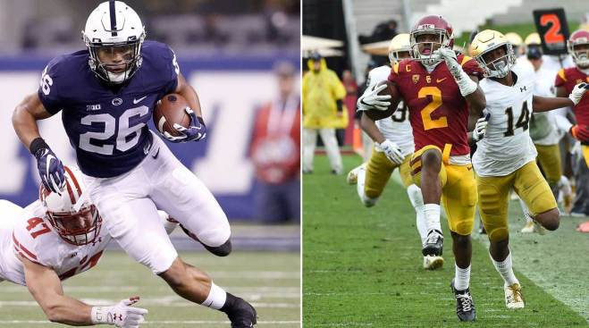 USC, Penn State to Clash in Rose Bowl, But First a Visit Disneyland