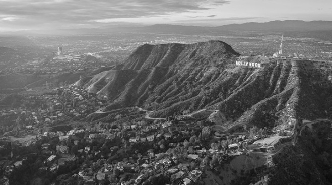 Above LA: A New Book Goes Aerial