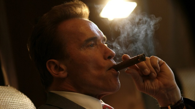 Schwarzenegger Open to Debate on Legalizing, Taxing Pot