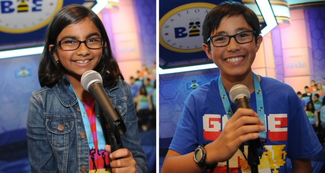 Culver City Eighth-Grader in Final 10 at Spelling Bee