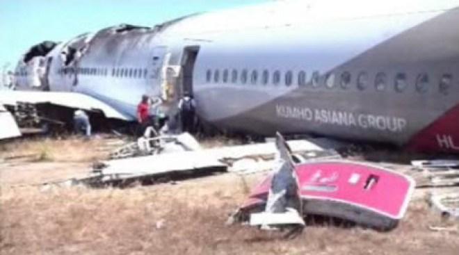Firefighter Alleges Defamation Over Asiana Crash