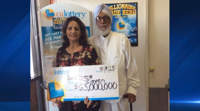 Winning $63M SuperLotto Plus Jackpot Ticket Sold at Chatsworth 7