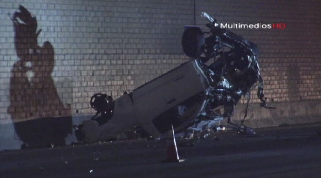 Chino Police Pursuit Ends in Fatal Crash
