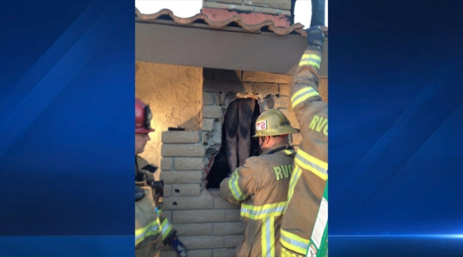 Woman Stuck in Chimney Saved in 2-Hour Rescue: Firefighters