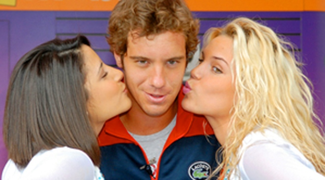 Tennis Star Didn't Do Cocaine; There Was This Girl...