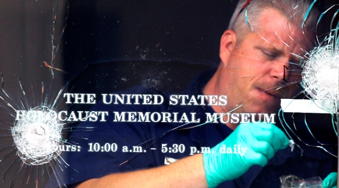 Slain Museum Guard's Kindness Repaid With Bullet