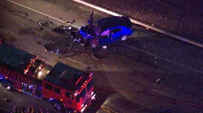Crash Kills Adult, 2 Minors in Pico Rivera