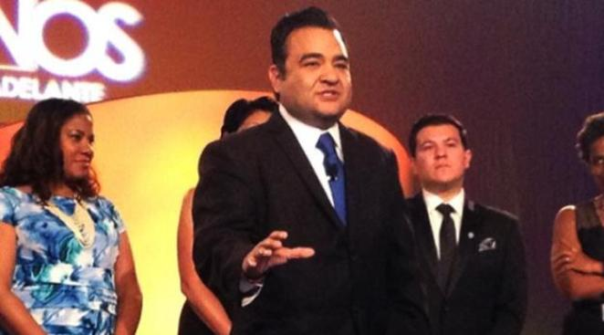 NBC4's Mekahlo Medina Elected President of National Association of Hispanic Journalists