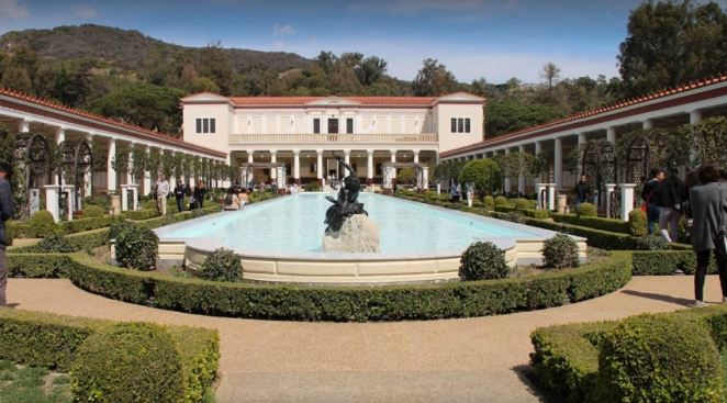 Getty Villa Closed Until at Least Thanksgiving Due to Woolsey Fire