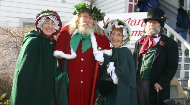 Nevada City's 1800s-esque Kind of Holiday