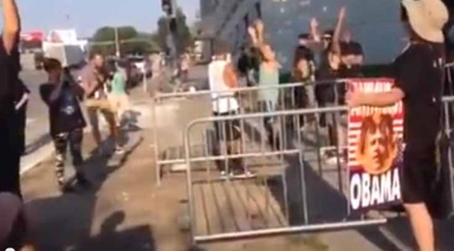 WATCH: Ke$ha Dancers Take On Westboro Baptist Church