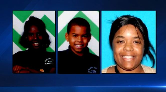Missing Children Found Safe