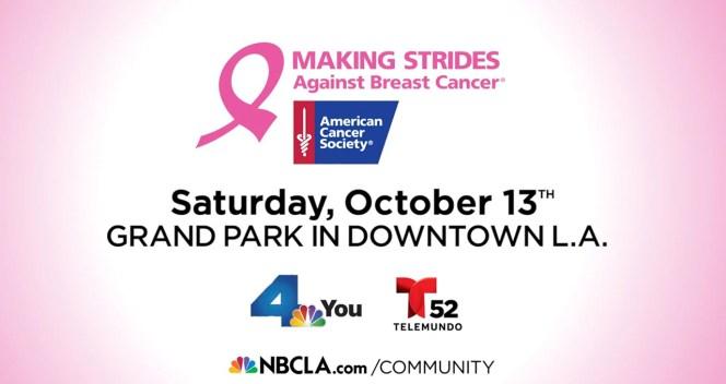 Breast Cancer Walk 2018 PSA