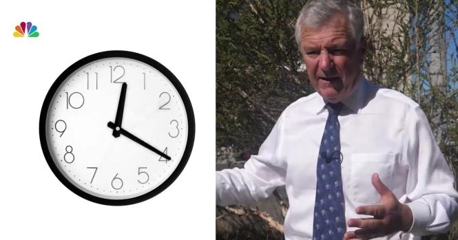 Prop 7: Permanent Daylight Saving Time Measure