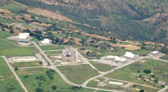 Cleaning Up the Santa Susana Field Lab is All About the Numbers