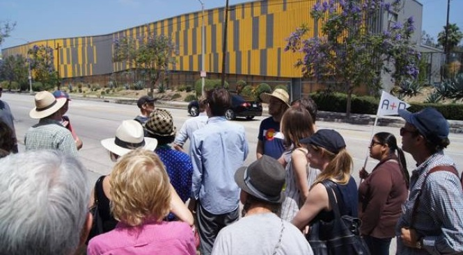 """Urban Hikes Go in Search of """"Forgotten LA"""""""