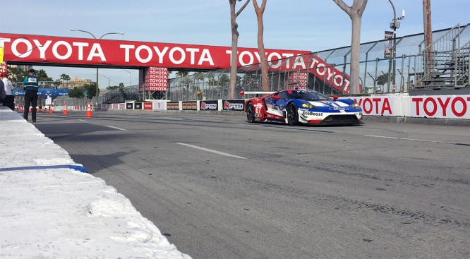Toyota Pulls Out Of Long Beach Grand Prix