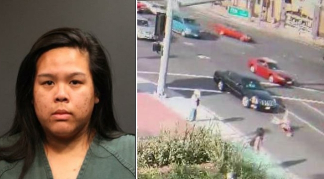 2nd Driver Arrested in Hit-and-Run Caught on Camera