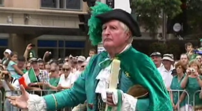 Organizers Prepare for Thousands at St. Patrick's Day Celebration