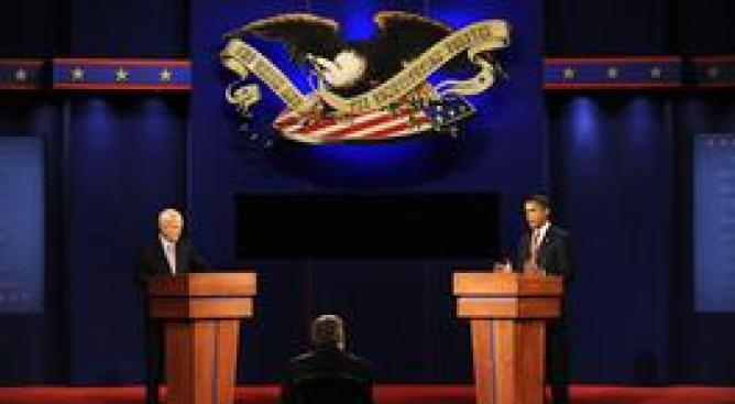 There You Go Again: Debate Watching Tonight