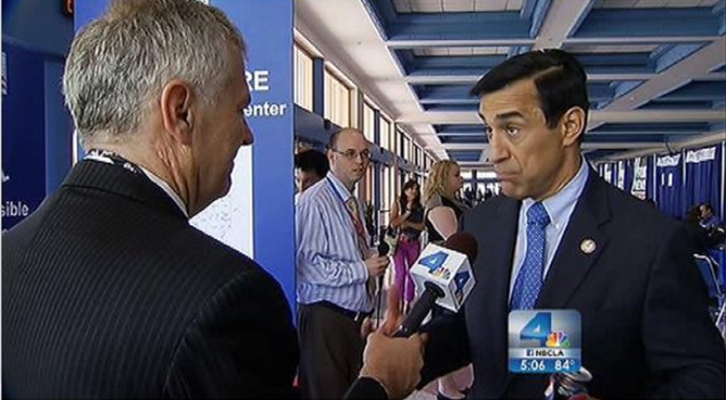 CA Congressman Issa: Romney's Attitude Needs to Come Through