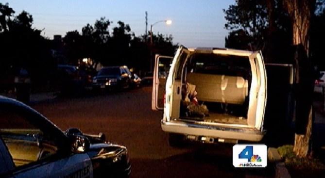 Flock of Seagulls' Stolen Van Is Found Empty